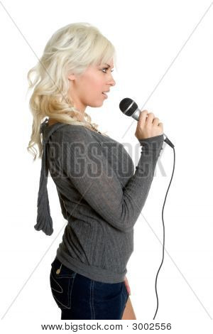 Blonde Soloist