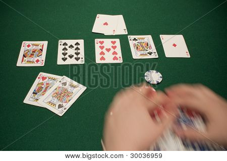 Bad Beat Poker