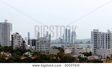 View Of Cartagena, Colombia