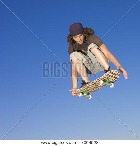 Skateboard-Tricks
