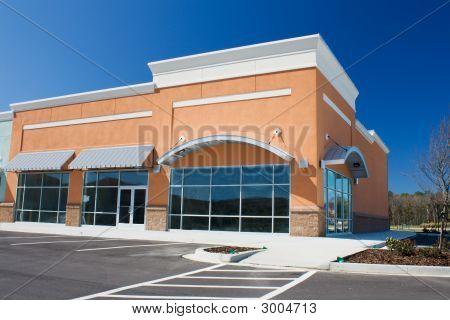 Corner Retail Store