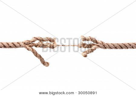 Breaking Rope