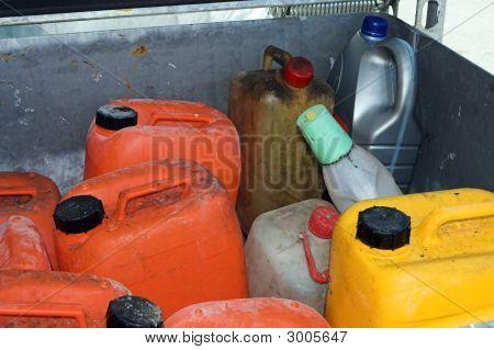 Poison Waste