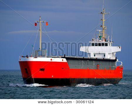Cargo Ship A
