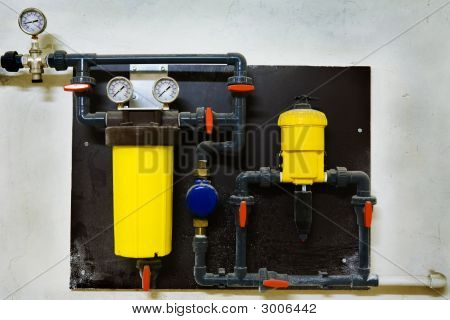 The Pneumatic Equipment