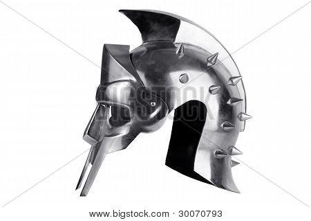 Iron Forged Roman Legionary Helmet
