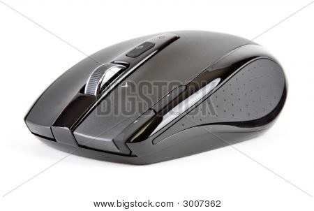 Laser Wireless Computer Mouse