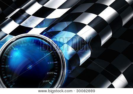 Fuel indicator, vector