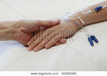 Comforting the Sick