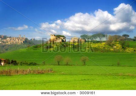 Primavera en Toscana