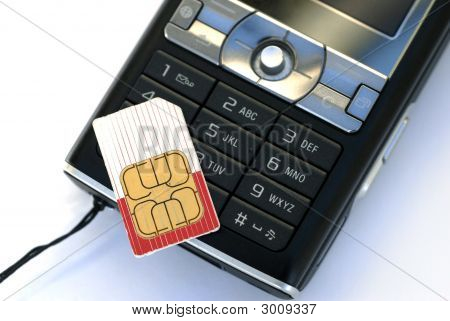 Cellphone Sim Card