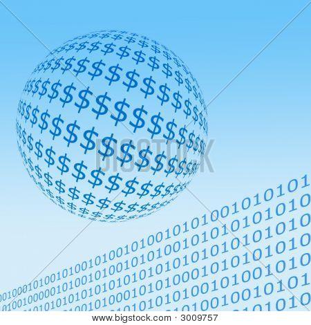 Concepto de banca Internet
