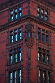 Old Building Detail, Boston, Ma