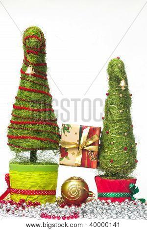 Árboles de Navidad de Sisal