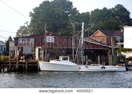 Chesapeake Bay Fischerboote