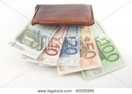 Geldbörse Geld Essen