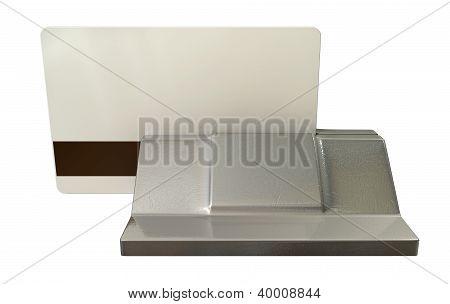 Furto de cartão plástico