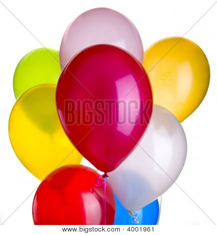 Eight Balloons