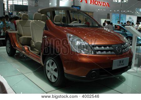 Modern Car - Chinese Car Show