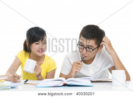 Homework Together