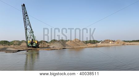 Gravel Extraction