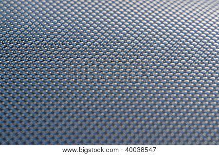 Blue Metal Grill