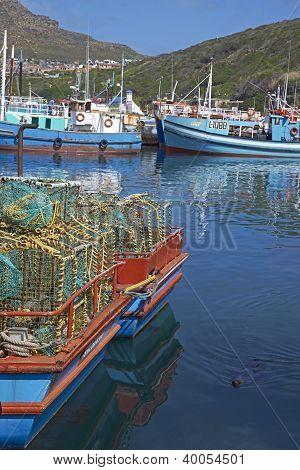 Fishing Boats at Houts Bay