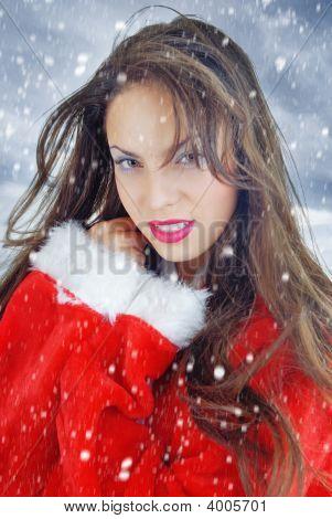 Schnee Weihnachten