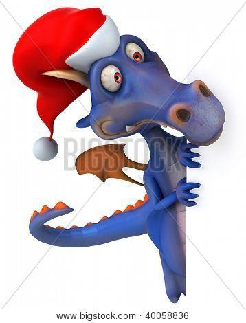 Divertido dragón