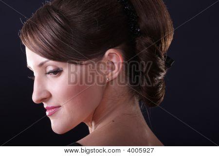 Pretty Girl Head