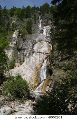 Gorge Almbach