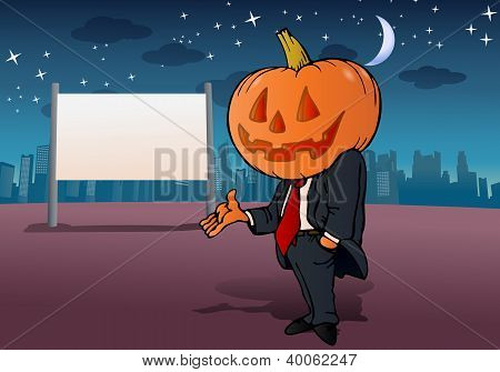 Pumpkin Advertising