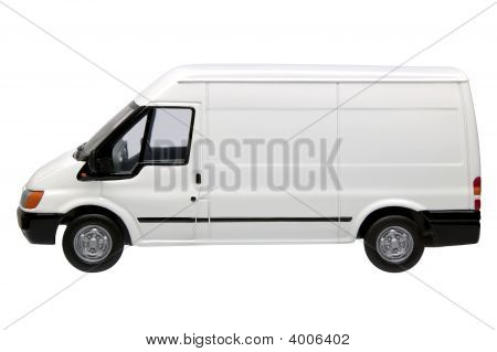 White Van Side