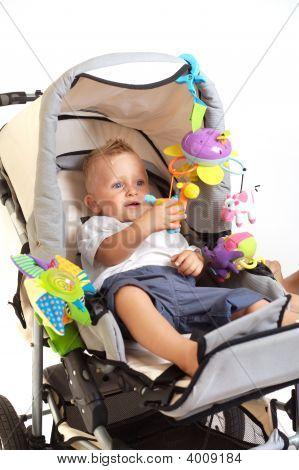 Happy Baby en cochecito