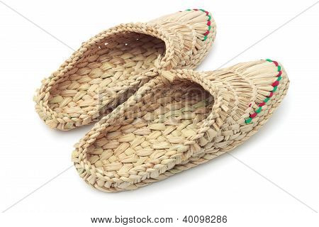 Two Woven Bast