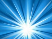Sky Blue Star poster