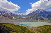 pic of hooker  - Mt Cook  - JPG