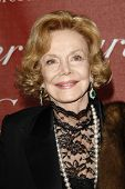 PALM SPRINGS, CA - JAN 7: Barbara Sinatra at the 23rd Annual Palm Springs International Film Festiva