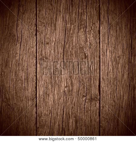 Old Planks, Wooden Background