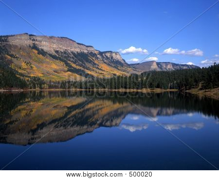 Haviland Lake Reflection