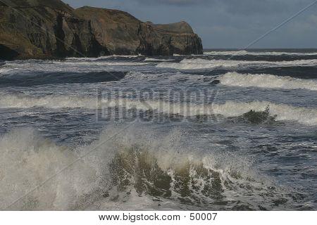 Sandsend - Looking North