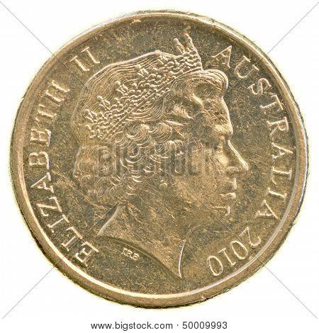 2 Australian Dollar Coin