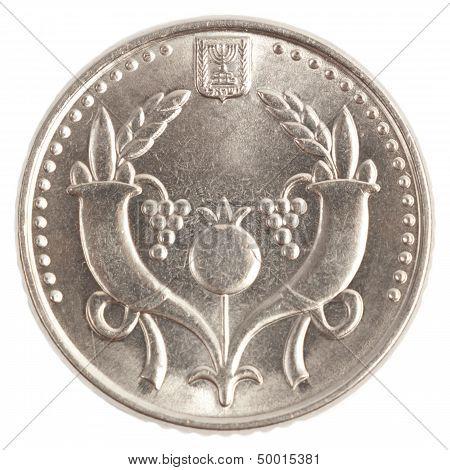 2 Israeli New Sheqel Coin