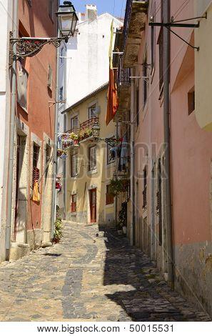 Traditional Lisbon Street