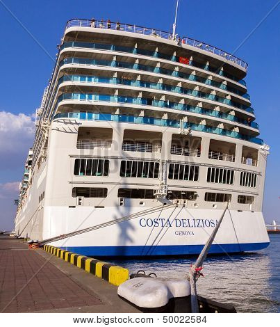 Cruise Ship Costa Deliziosa