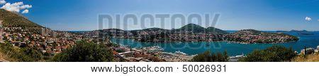 Panorama Of Dubrovnik, Kolocep Bay