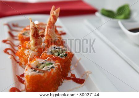 Luxury Sushi