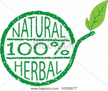 pure herbal and natural