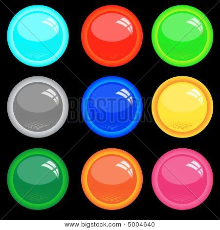 Buttons With Window Reflexion.eps