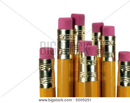 Pencil Erasers